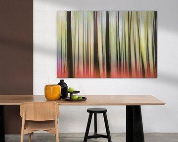 """Kunst in het Bos """"Forest Trip"""" van Coen Weesjes"""