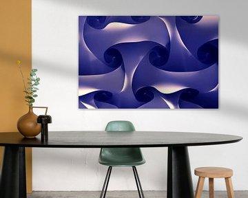 Maze in Purple