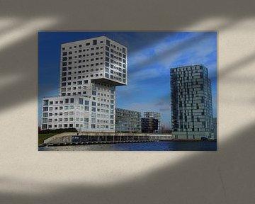 Stadsgezicht van Almere sur Jarretera Photos
