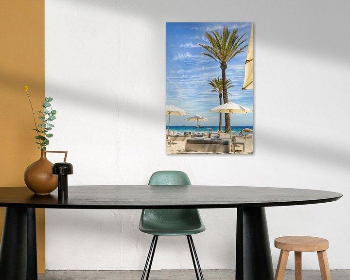 Sfeerimpressie: Beachclub Ibiza van Mark Bolijn