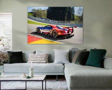 Ford Chip Ganassi Racing Ford GT-Rennwagen von Sjoerd van der Wal