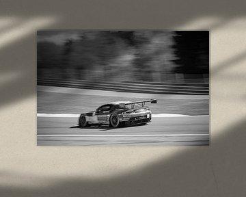 Aston Martin Racing Aston Martin Vantage V8 fährt Eau Rouge nach Raidillon von Sjoerd van der Wal