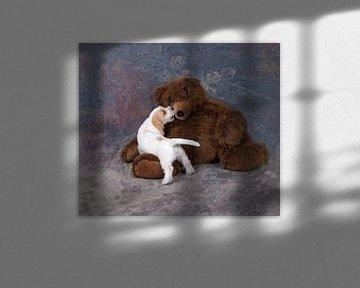 Puppy Love von Wunigards Photography
