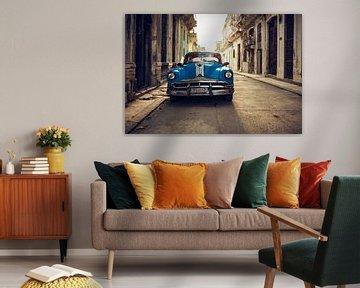 Classic Car in Havanna
