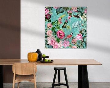 Hummingbird Paradies van Andrea Haase