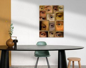 All Eyes of Art - Part Deux van Marja van den Hurk