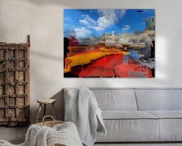 Orane And Clouds van Rüdiger Hirt