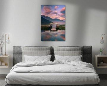 Lever du soleil à Loen, Norvège sur Henk Meijer Photography