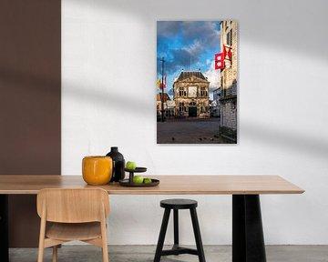 De Waag in Gouda in Nederland van Remco-Daniël Gielen Photography