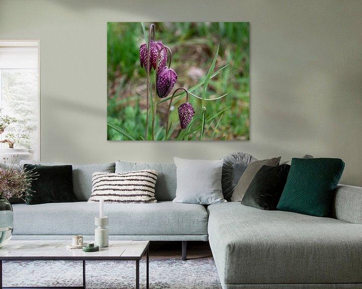 Impression: Fritillaria sur Ingrid Aanen