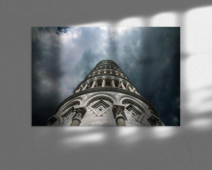 Sfeerimpressie: Pisa dark side van The Pixel Corner