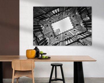 Die Pixel-Ecke - Stadtverwaltung Siena von The Pixel Corner
