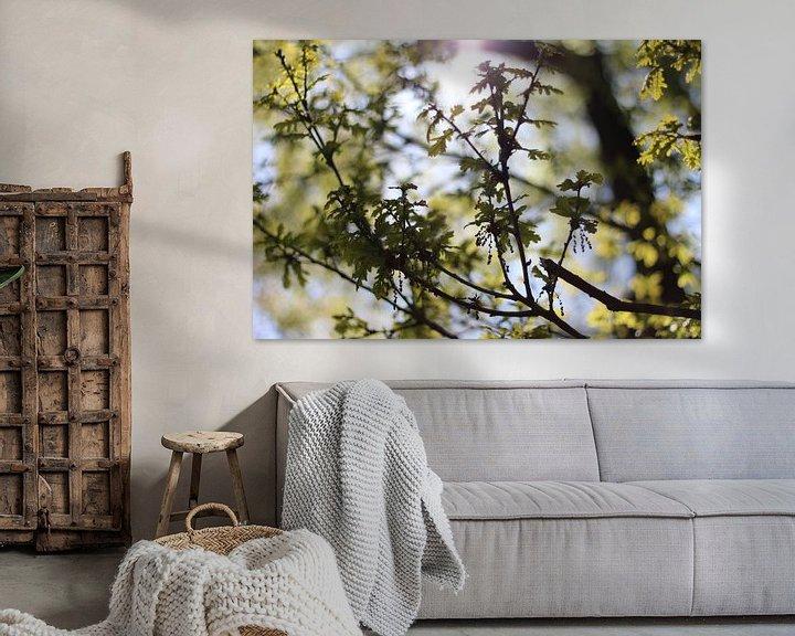 Sfeerimpressie: Shine through van The Pixel Corner