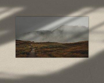 Über den Wolken von Paulien van der Werf