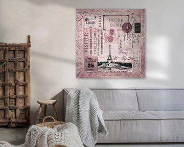 Paris Nostalgie von Andrea Haase