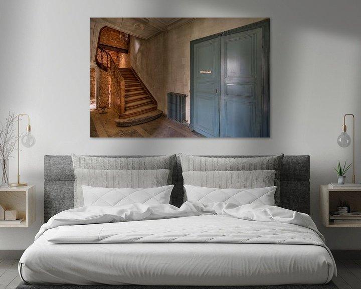 Beispiel: Die Treppe der Ingenieurschule von Wesley Van Vijfeijken