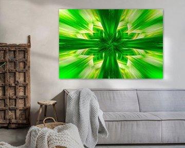 Twirl - Die Farbe grün von Ursula Di Chito