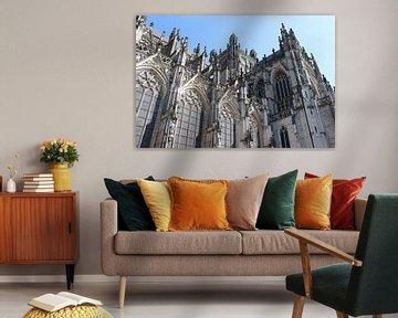 Sint Janskathedraal Den Bosch von Ivan Koole