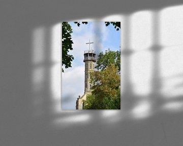 Wilhelmina Turm Valkenburg von Kristof Leffelaer
