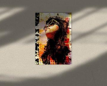 Dark sunglasses von PictureWork - Digital artist
