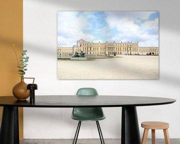 Paleis van Versailles von Vercruysse Paulien