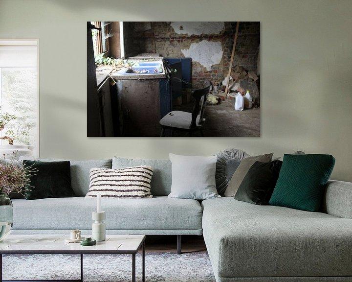 Beispiel: Urbexfotografie von Vercruysse Paulien