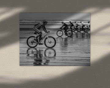 Strandrace von Esther Bakker-van Aalderen
