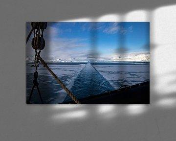 Spitsbergen van Marieke Funke