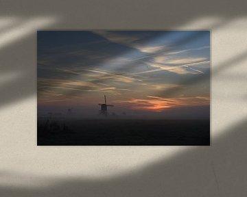 """""""Hollandse windmolens"""" van Sem Verhey"""