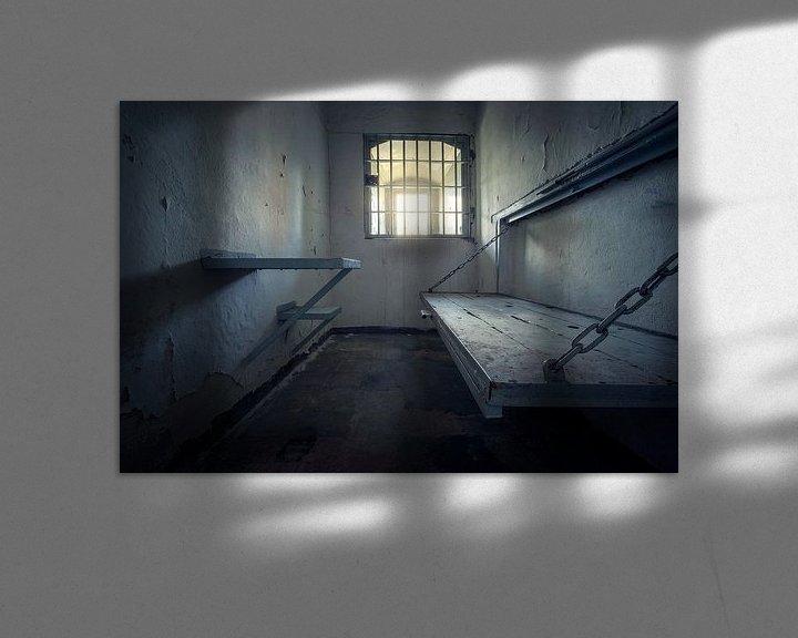 Beispiel: verlassenes Gefängnis von Kristof Ven