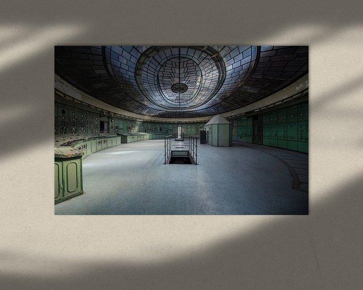 Beispiel: verlassenes Kraftwerk von Kristof Ven
