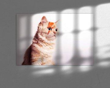 David Bowie, Katten portret van Maxime Jaarsveld