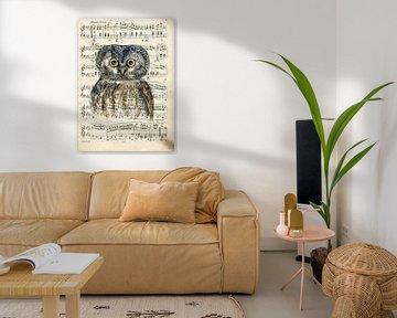 Owl van sarah Loecker
