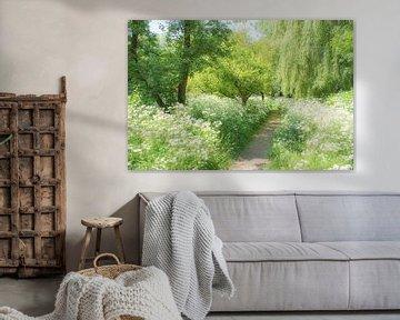 Een idyllisch plekje van Birgitte Bergman