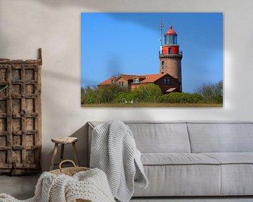 Bastorfer Leuchtturm von Gisela Scheffbuch