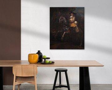 Frederick Rihel, Rembrandt