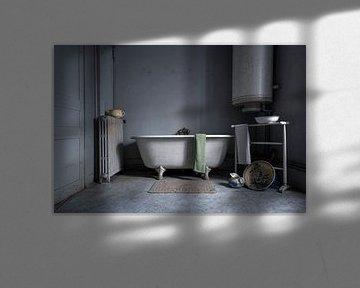 städtisches Badezimmer von Kristof Ven