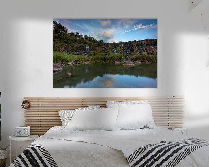 Beispiel: Pongour-Wasserfall - Da Lat, Vietnam von Thijs van den Broek