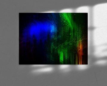 Supellex varia cogitare / Think colourful von Michael Nägele
