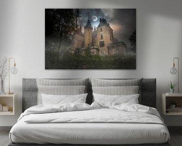 verlaten spookhuis van Kristof Ven