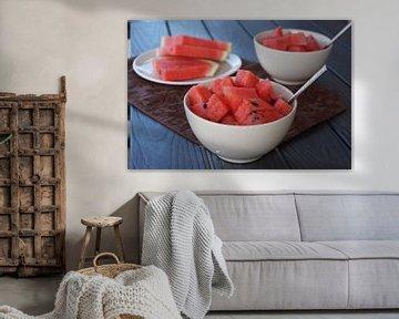 Meloen van Nick Milleg