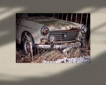 Alter Peugeot von Julian Buijzen
