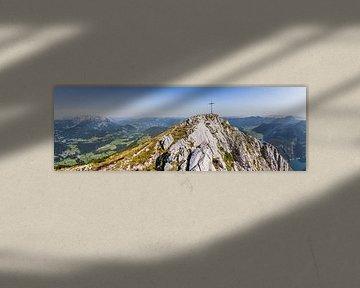 Bergpanorama Donnerkogel van Coen Weesjes