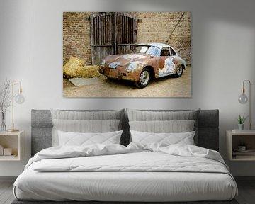 Porsche 356 Sportscheunenfund mit viel Patina von Sjoerd van der Wal