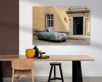 Porsche 64 Prototyp klassischer Sportwagen von Sjoerd van der Wal