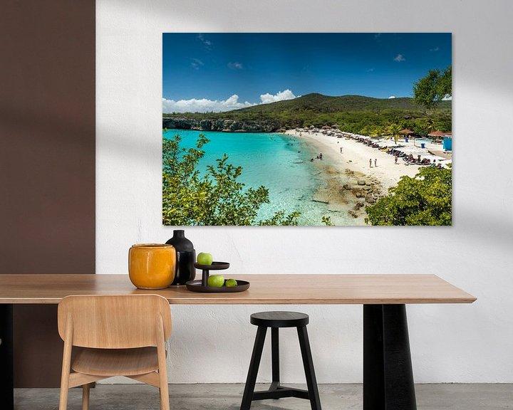 Sfeerimpressie: Grote Knip, Curacao van Keesnan Dogger Fotografie