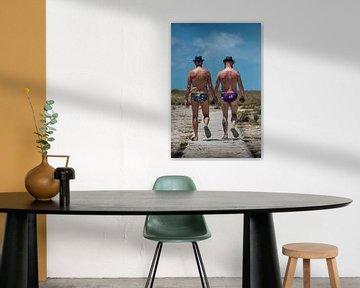 Jansen en Jansen van Keesnan Dogger Fotografie