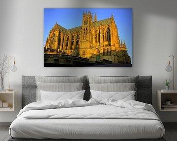 Kathedrale Saint-Étienne Metz van Patrick Lohmüller