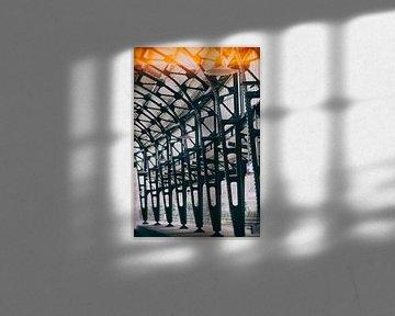Industrieel Haarlem | Industrial Haarlem | Industrielles Haarlem van heidi borgart