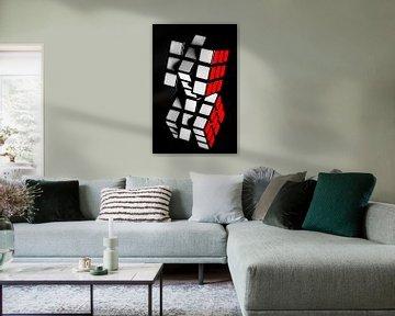 Rubik kubes von Edwin De smet